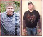 Andrew: 84 lbs Weight Loss*